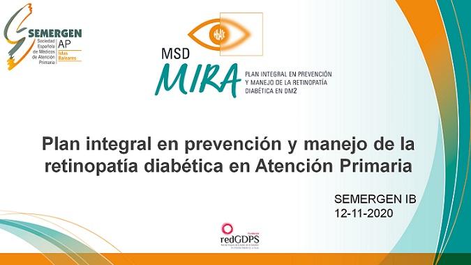 El proyecto MIRA una iniciativa de formación en la interpretación de retinografías
