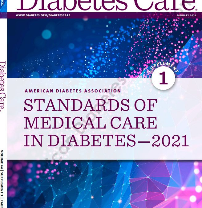 Los Standards of Medical Care in Diabetes y la SEMERGEN
