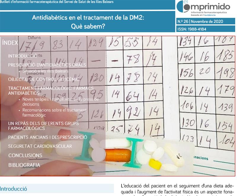 La distinta visión de los Boletines Farmacoterapéuticos