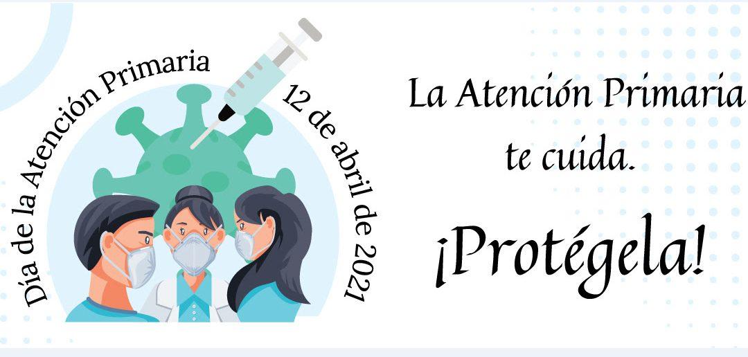 12 de abril se celebra el Día de la Atención Primaria