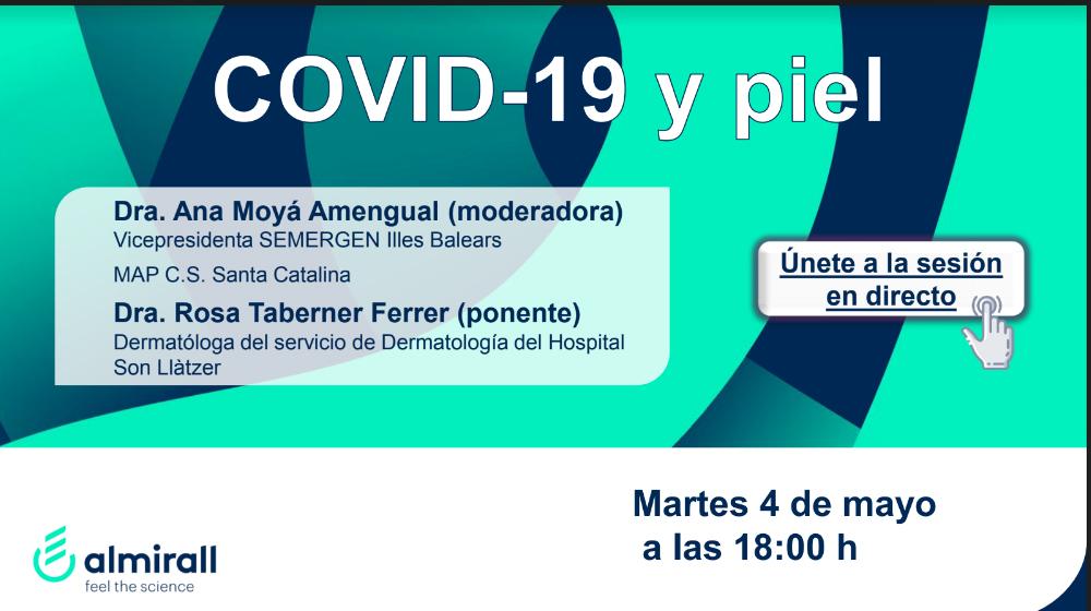 COVID-19  y la piel